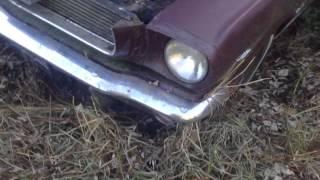 1966 Mustang Barn find