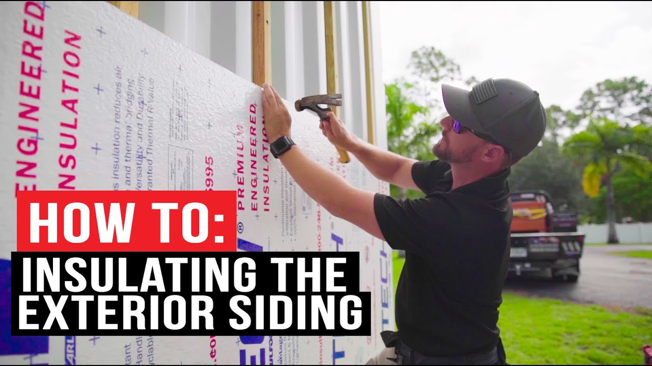 Download How to: Exterior Insulation & Cedar Siding