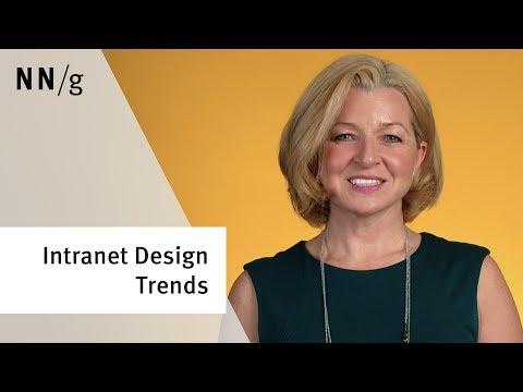 Best Intranet Design Trends of 2018