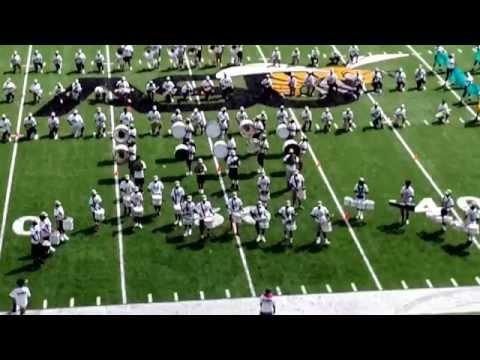 2015 Alabama State University Summer Band Camp  Whole Band Fieldshow