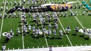 2015 Alabama State University Summer Band Camp  Whole Band Fieldshow