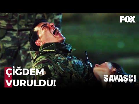 Çiğdem Teğmen Çatışmada VURULDU! - Savaşçı 26. Bölüm