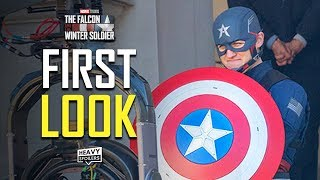 FALCON AND WINTER SOLDIER: US Agent First Look And Introduction Of Thunderbolts | MARVEL NEWS