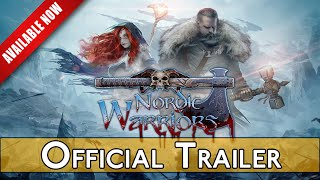 Nordic Warriors Gameplay Trailer