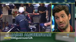 Jaime Alguersuari: