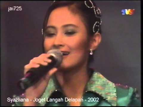 Syazliana - Joget Langkah Delapan - 2002