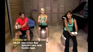 Fitness: Ryan Botha (27.03.2012)