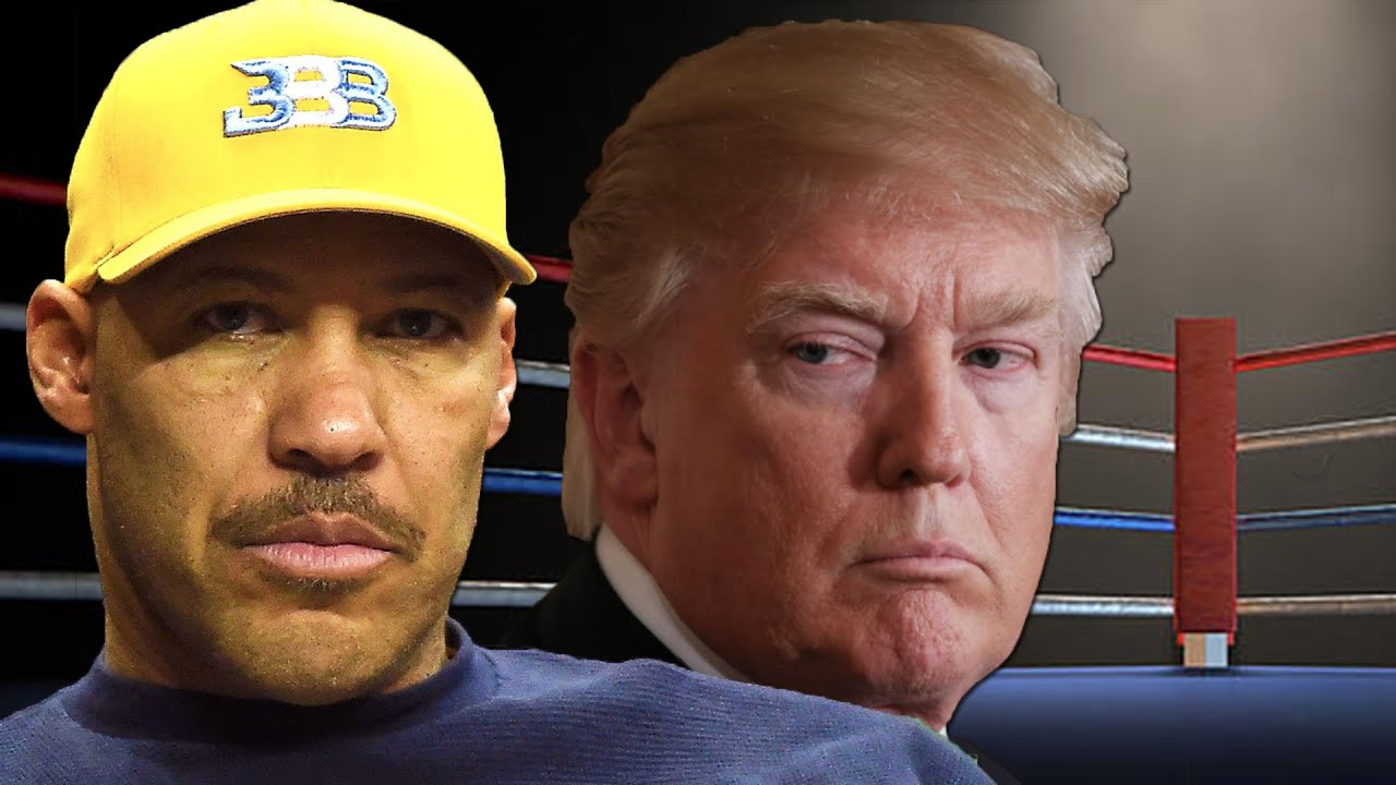 Trump V Lavar >> Echo dot throws party when owner is away; Trump and LaVar Ball showdown for sunglasses - 11/22 ...