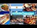 comida tipica de Argentina | comida tradicional de Argentina