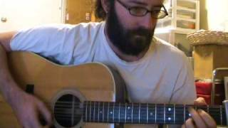 Van Morrison Come Running vocal cover