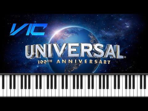 Universal Studios Intro Minecraft Animation | FunnyCat TV