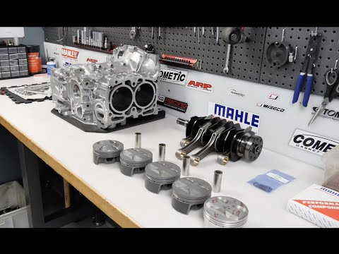 High Performance Subaru Boxer-Engine for VW Beetle l EJ25 l Subi-Performance