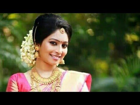 Kerala Hindu Bridal Makeup Tutorial South Indian Braidal