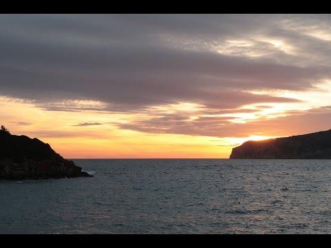 AMAZING SUNSET ON MALLORCA (Majorca) SPAIN