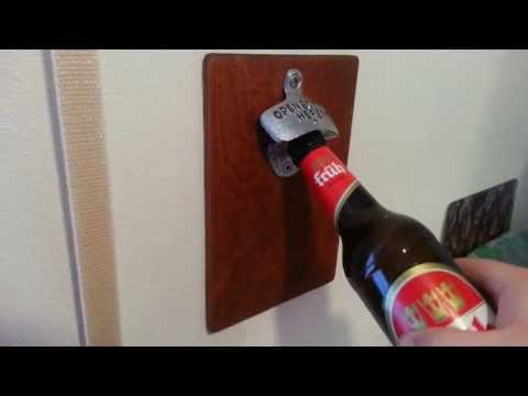 OPEN BOTTLE HERE - magnetic