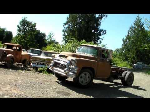 1955 GMC 370-Series Truck (CTR-36)
