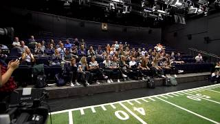 BYU Women's Soccer - NCAA Selection Show - November 11, 2019