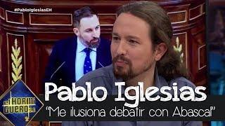 Pablo Iglesias, del debate electoral: