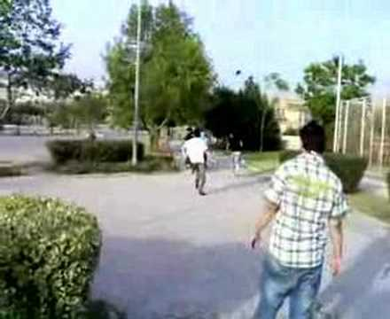 Ahmet ve tayfası :)