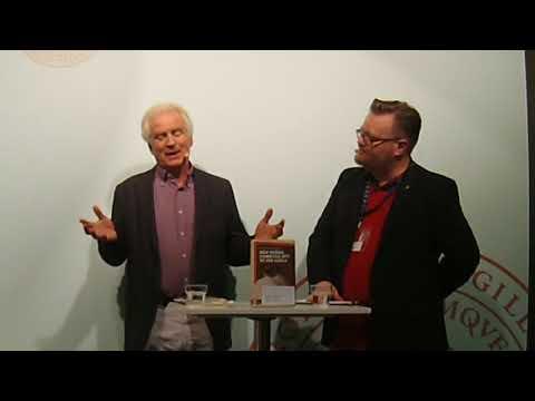 Peter Gärdenfors på Bokmässan