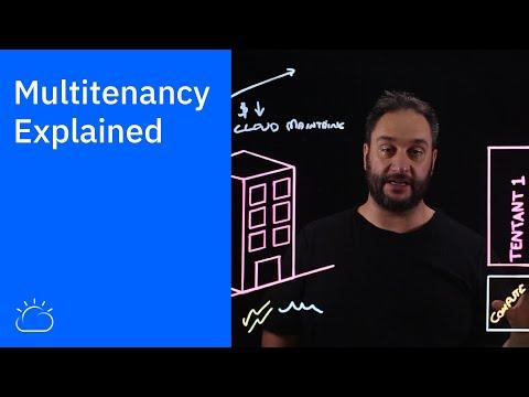 Multitenancy Explained