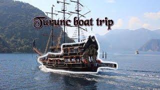 Turunc boat trip Marmaris, Turkey
