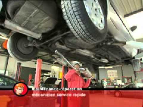 CarriereOnline TV: Le métier de mécanicien service rapide