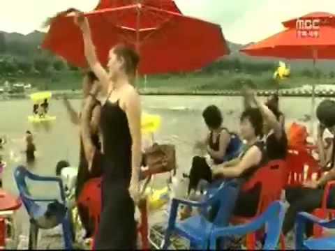 [청주MBC뉴스]변덕 날씨에 축제도 희비
