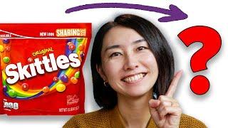 Can Rie Make Skittles Fancy?  Tasty