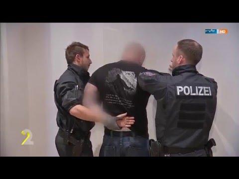 MDR um 2 Landgericht Erfurt arbeitet Ballstädt Überfall auf (2.12.2015)