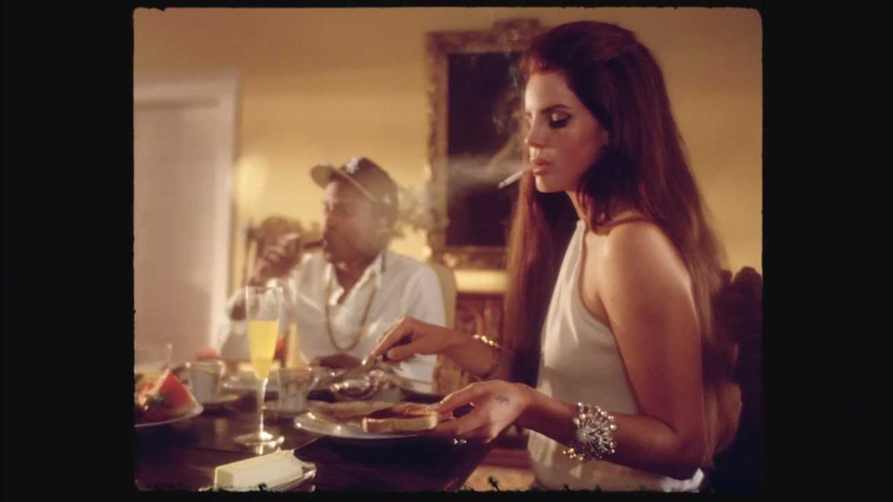 """LANA DEL REY - '""""NATIONAL ANTHEM"""" (OFFICIAL VIDEO) - YouTube"""
