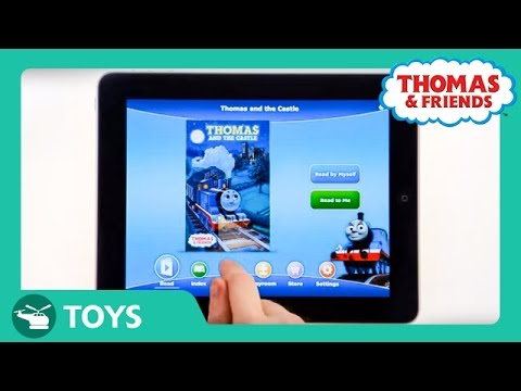 Thomas & Friends Digital Library Apps | Thomas & Friends