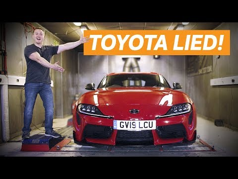 How Much Power Does The Toyota Supra Actually Make?