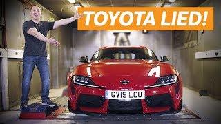 Toyota Supra Research