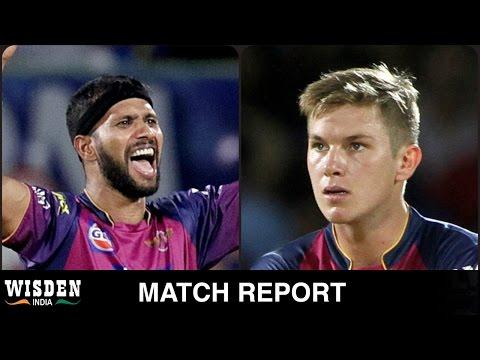 IPL 2016: Ashok Dinda and Adam Zampa hit Delhi's playoffs plans hard | Wisden India