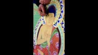 安達原玄仏画美術館