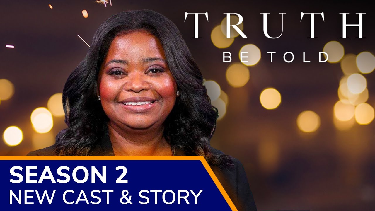 Download TRUTH BE TOLD Season 2 will have new cast + new story in 2021 on Apple TV+. Olivia Spencer to return