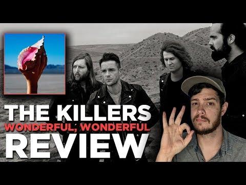 The Killers - Wonderful Wonderful ALBUM...