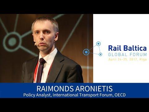 R. Aronietis. Passenger Demand Forecast and Opportunities for Rail Baltica | RBGF 2017