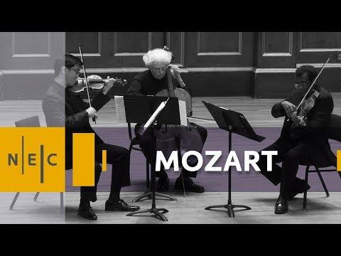 Mozart: Trio Divertimento for Violin, Viola, and Cello in E flat