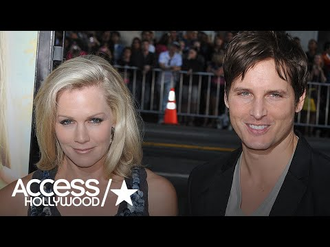 Peter Facinelli Opened Up About His Breakup With Wife Jennie Garth, Co-Parenting   Access Hollywood
