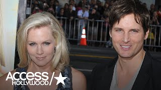 Peter Facinelli Opened Up About His Breakup With Wife Jennie Garth, Co-Parenting | Access Hollywood