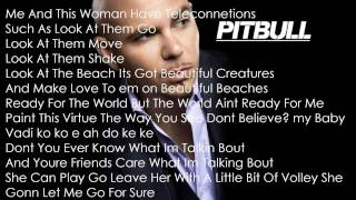 Taio Cruz ft. Pitbull - There She Goes Lyrics HD (Prod. by RedOne)