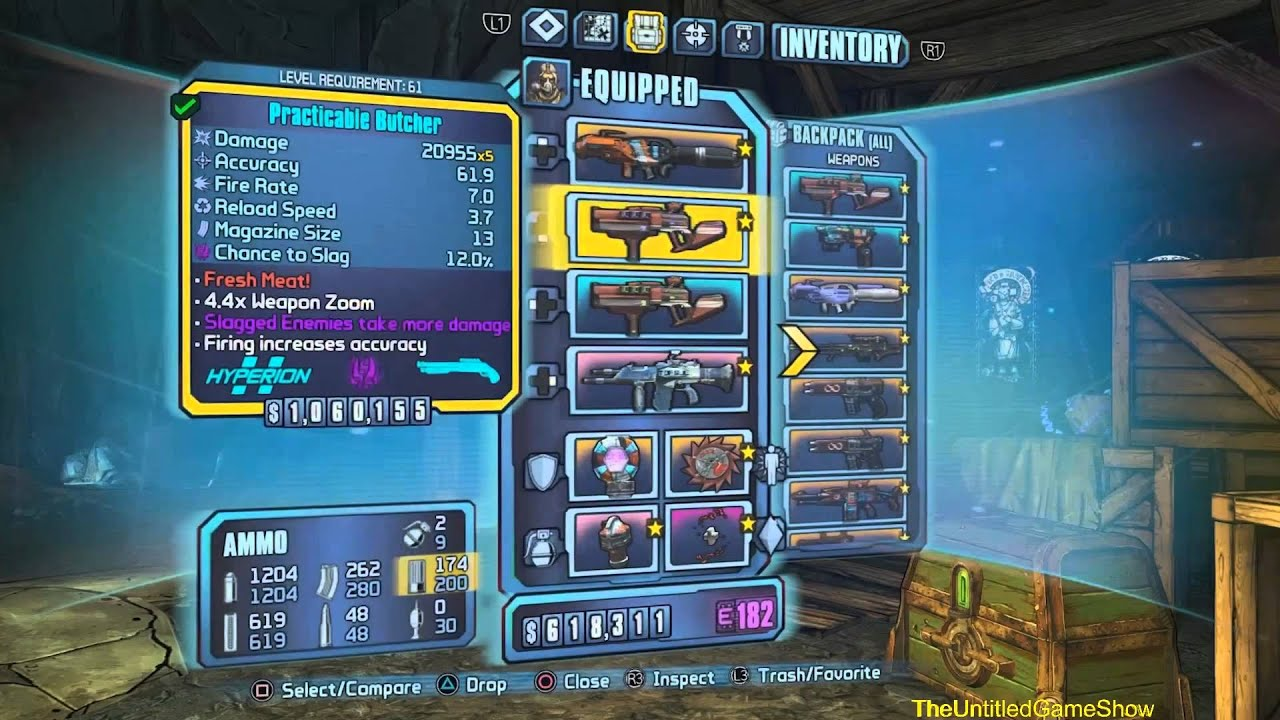 Free Legendary Weapons GIVEAWAY Borderlands 2 & Golden Keys Shift code by  UntitledGameShow