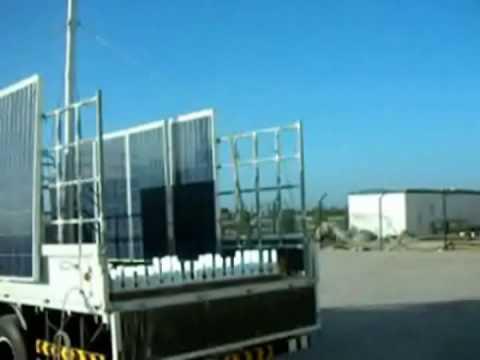 UAE - Wind Turbine & Solar Panels at Descon Hamriyah in Sharjah