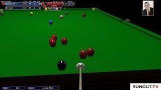 Virtual Pool 4 Blog - #14 Snooker - World Tour Qualifier Final