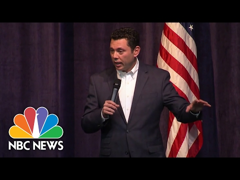 Jason Chaffetz Calls Out Kellyanne Conway's Comments In Support Of Ivanka Trump | NBC News