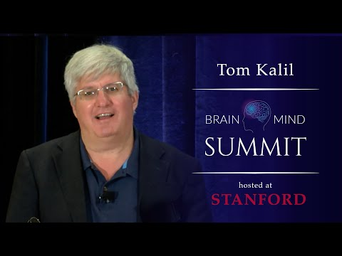 Tom Kalil - BrainMind - Where Are We Under-Investing?