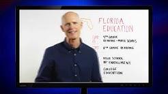Fact Checking Rick Scott & Bill Nelson on Education