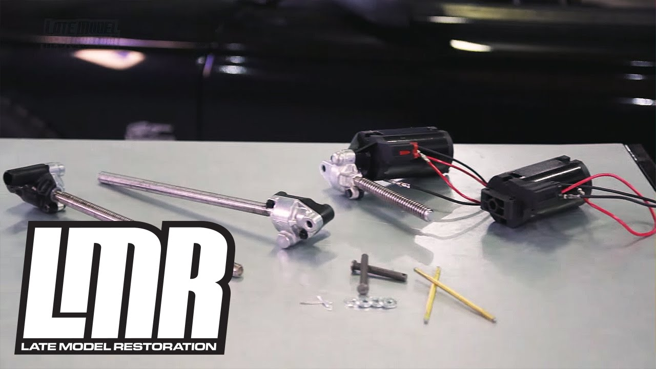 Mustang Power Seat Track Repair Kit Install 92 98 Youtube New Ford Wiring Harness 1998 Premium